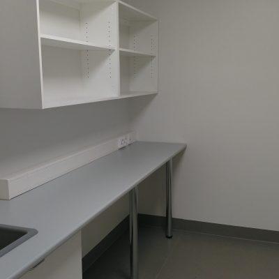 Lepohuone / toimisto